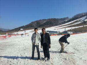 let's play ski :D